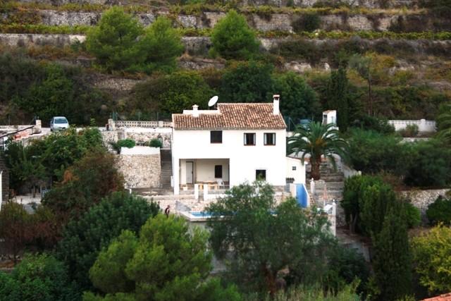 Villa in Benissa Coastal - €229,500 - Ref:773