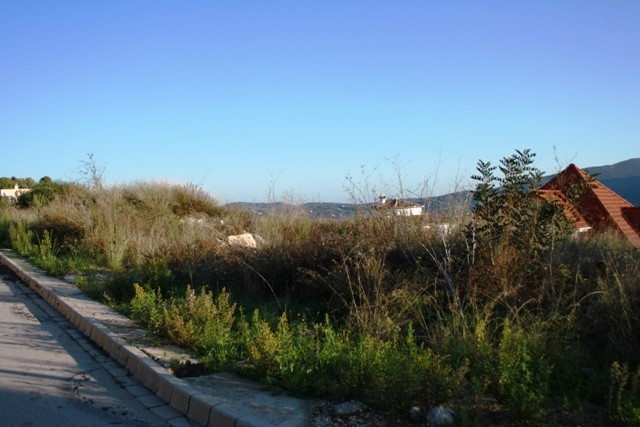 Jalon Land For Sale - €99,000