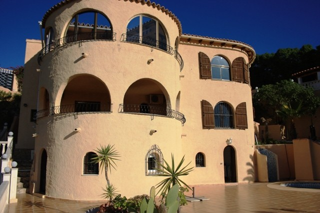 Benitachell Villa For Sale - €595,000