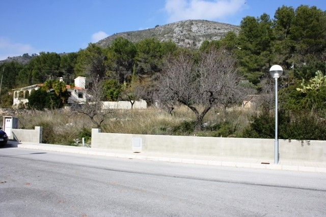 Alcalali Land For Sale - €80,000