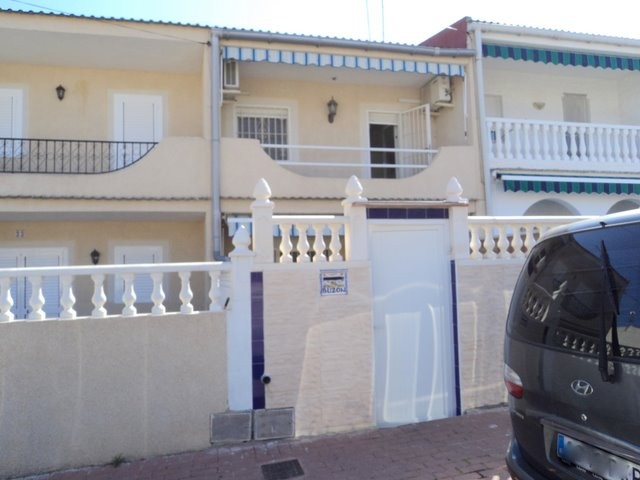 Los Balcones Townhouse For Sale - €117,000
