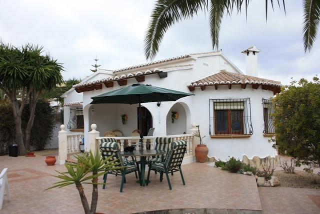 Benitachell Villa For Sale - €280,000