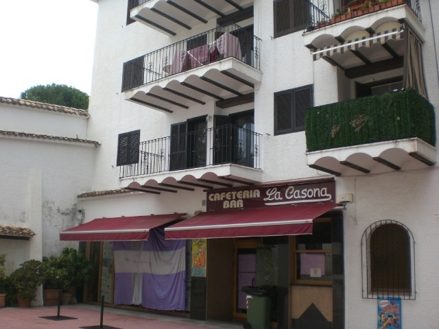 Moraira Apartment For Sale - €158,000