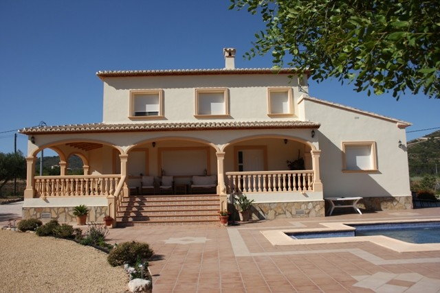 Jalon ValleyCountry Property For Sale - €549,000