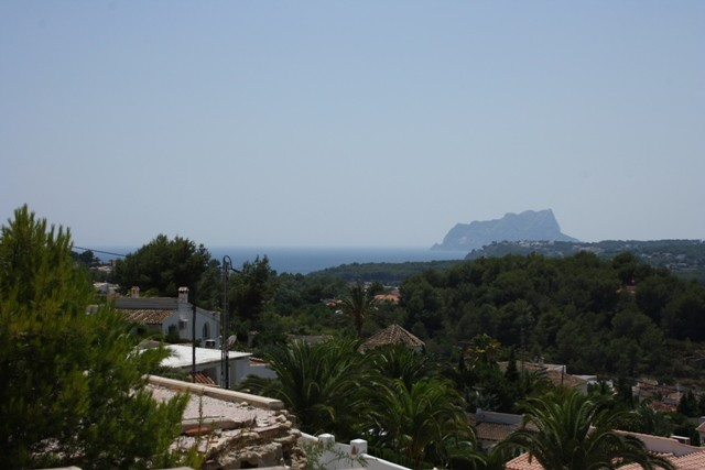 Moraira Land For Sale - €250,000