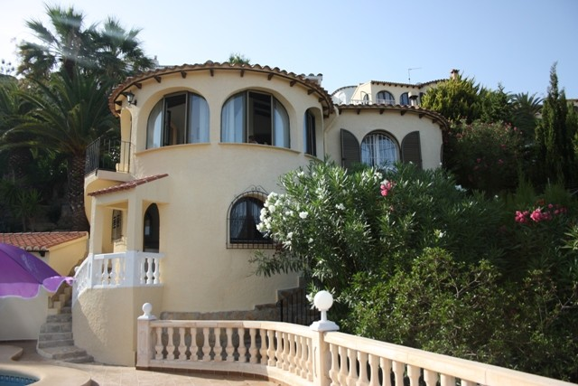 Benitachell Villa For Sale - €379,000