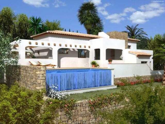 Pedreguer Villa For Sale - €391,292