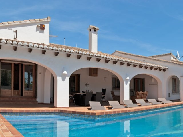 Moraira Villa For Sale - €495,000