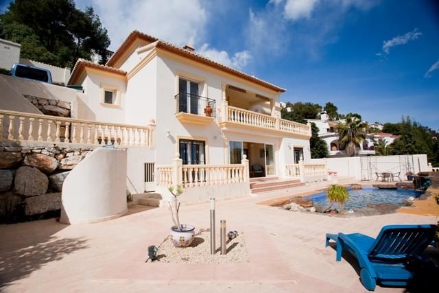 Benissa CoastalVilla For Sale - €575,000