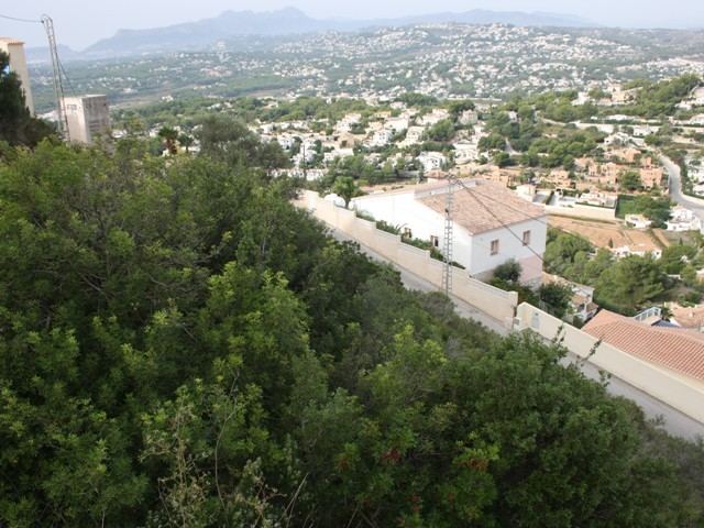 Moraira Land For Sale - €135,000