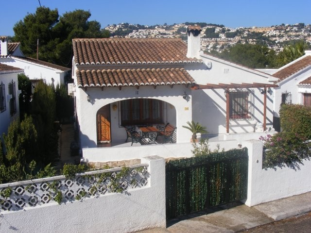 Moraira Villa For Sale - €198,950