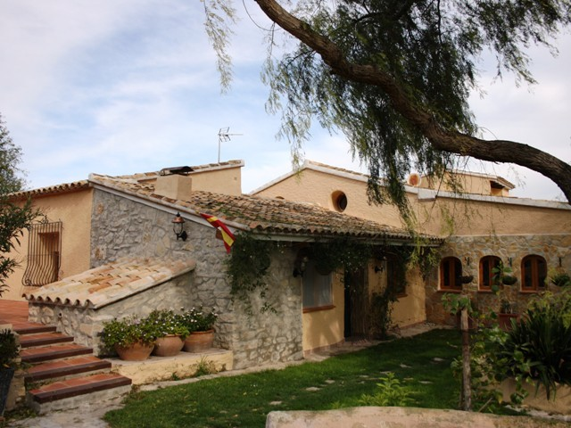 Calpe Country Property For Sale - €550,000