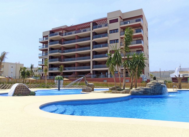 Mil Palmeras Apartment For Sale - €185,000