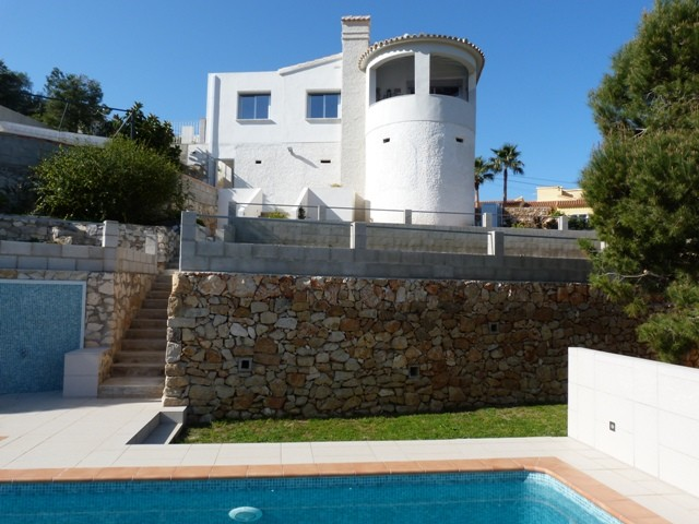 Denia Villa For Sale - €415,000