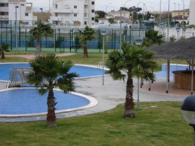 Denia Apartment For Sale - €129,000