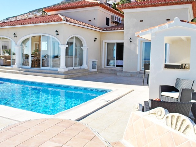 Benitachell Villa For Sale - €795,000