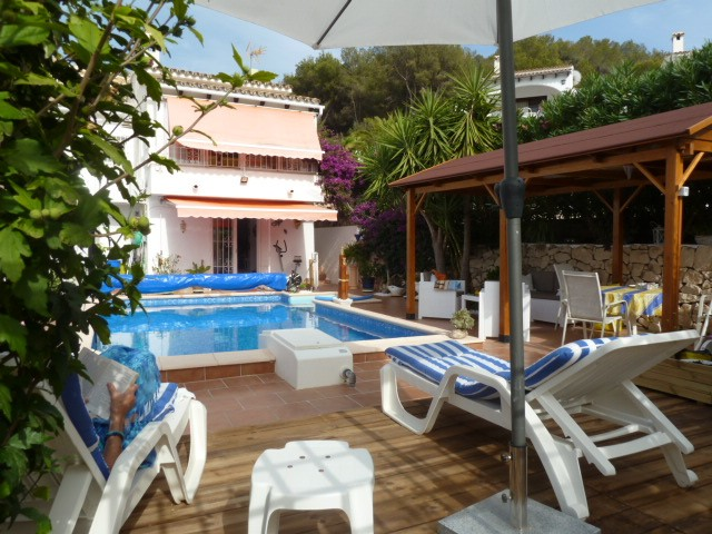 Moraira Villa For Sale - €249,000