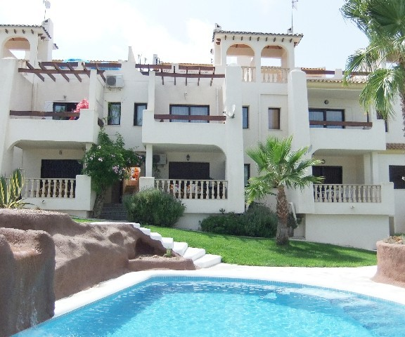 Las Ramblas Golf Apartment For Sale - €174,995