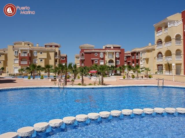 Apartment in Los Alcazares - €154,000 - Ref:452