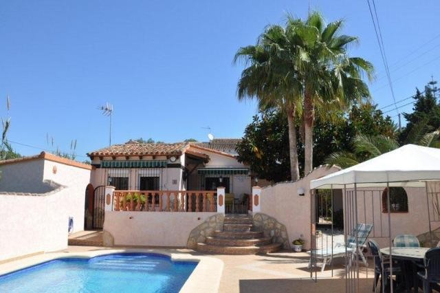 Benissa Coastal Villa For Sale - €259,000