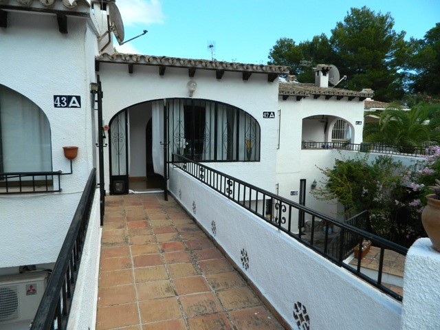 Moraira Apartment For Sale - €95,000
