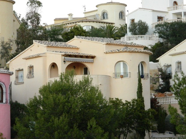Benitachell Villa For Sale - €170,000