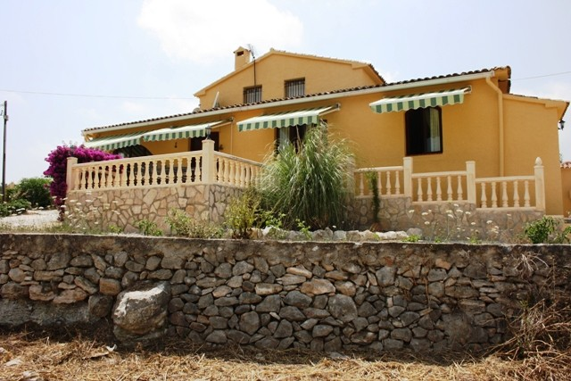 BenissaCountry Property For Sale - €260,000