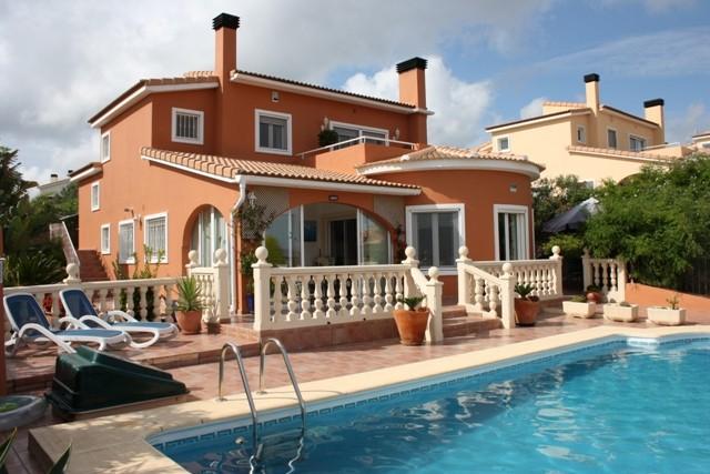 Villa in Gata de Gorgos - €295,000 - Ref:937