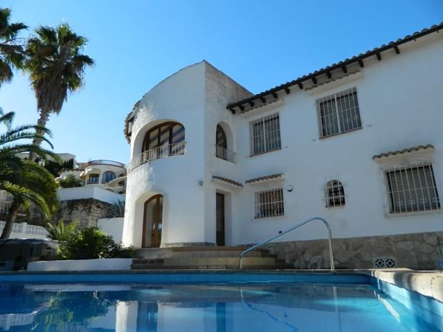 Benissa CoastalVilla For Sale - €349,999