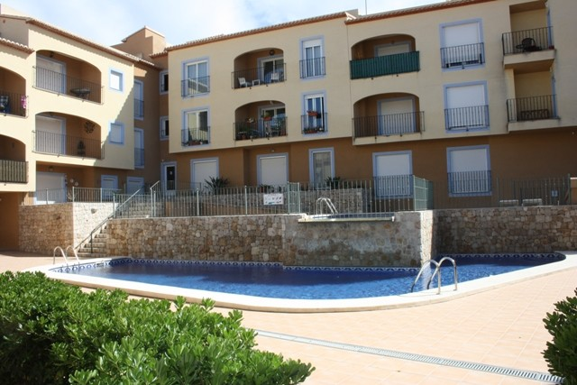 Teulada Apartment For Sale - €135,000