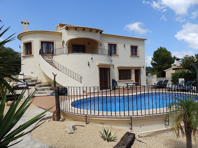 Pedreguer Villa For Sale - €350,000