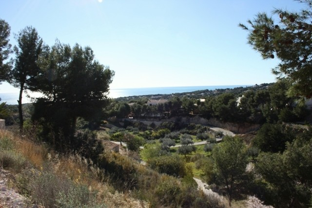 Moraira Land For Sale - €115,000