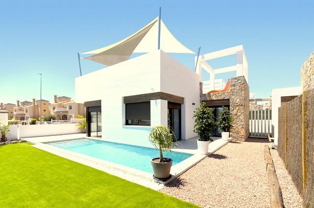 Campoamor Villa For Sale - €207,000