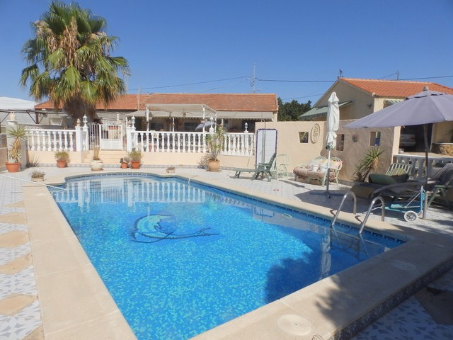 Pilar de la Horadada Country Property For Sale - €295,000