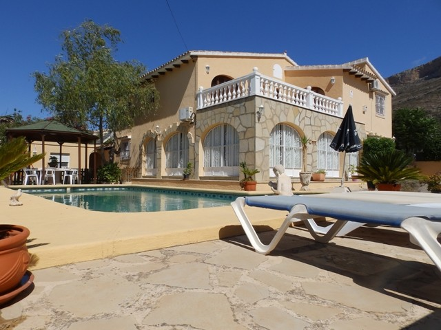 Javea Villa For Sale - €635,000
