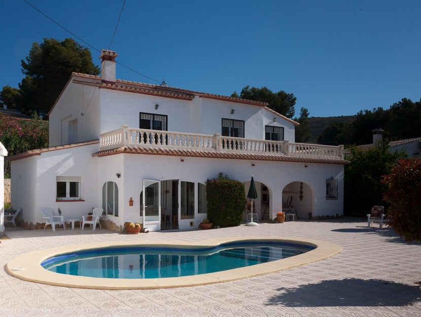 Moraira Villa For Sale - €545,000