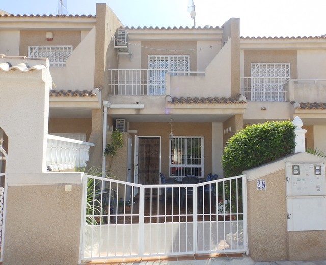 Aguas Nuevas Townhouse For Sale - €118,000