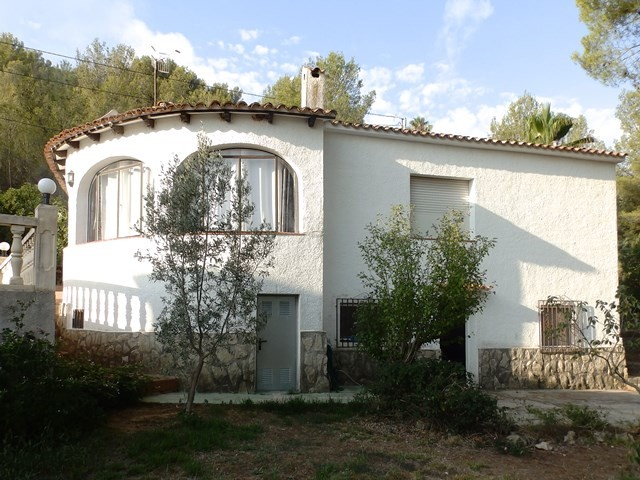 Benidoleig Villa For Sale - €199,950