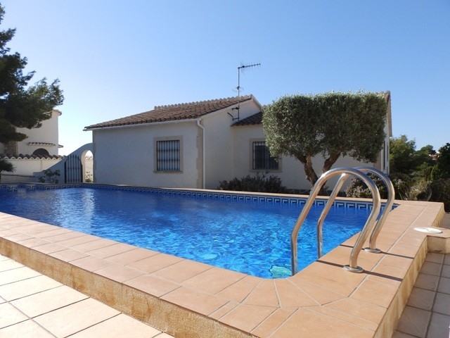 Benitachell Villa For Sale - €372,000