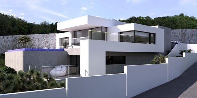 Moraira Villa For Sale - €695,000