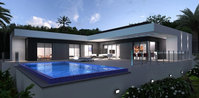 Moraira Villa For Sale - €525,000