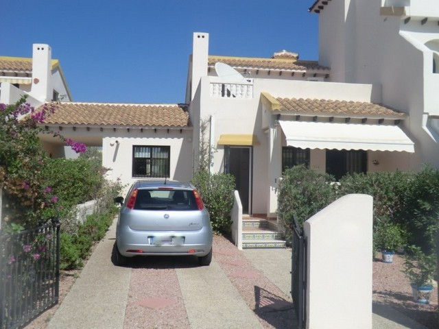 Las Ramblas Golf Townhouse For Sale - €189,995