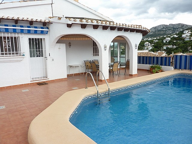 Monte Pego Villa For Sale - €250,000