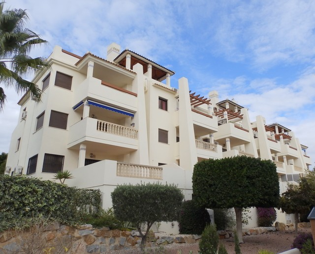 Las Ramblas Golf Penthouse For Sale - €179,750