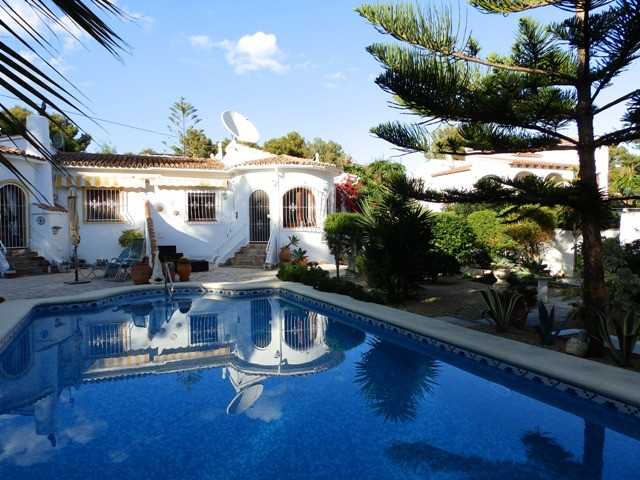 Moraira Semi Detached For Sale - €215,000