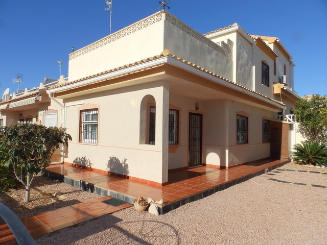 Playa Flamenca Townhouse For Sale - €127,000