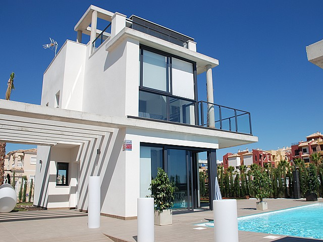 Campoamor Villa For Sale - €580,000