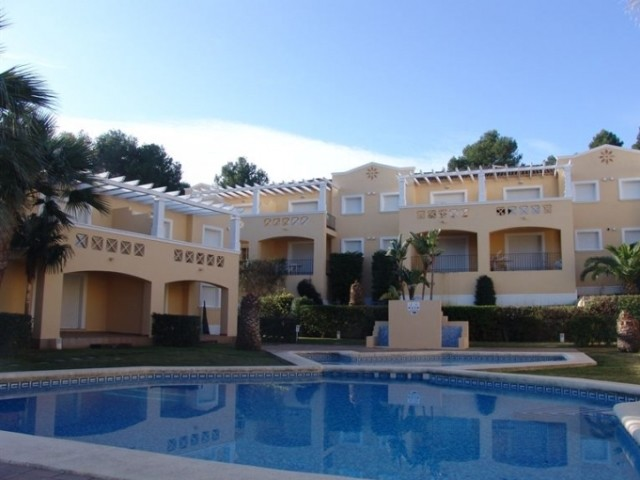 Denia Apartment For Sale - €119,000