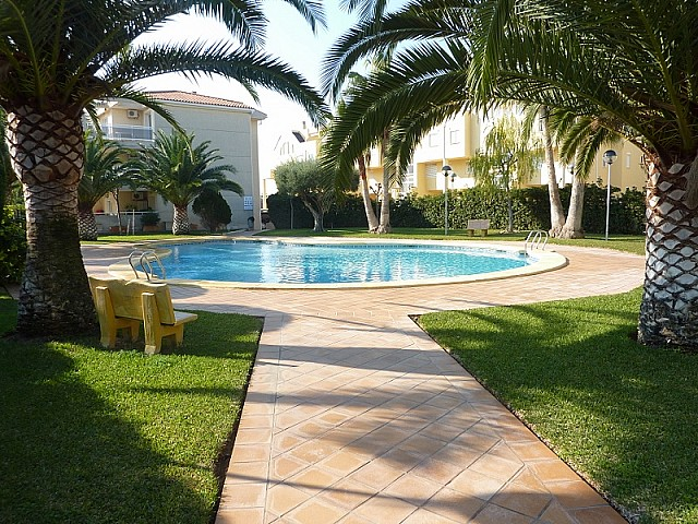Denia Apartment For Sale - €150,000