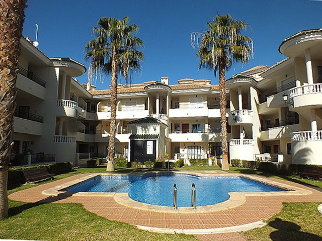 Jacarilla Apartment For Sale - €89,950